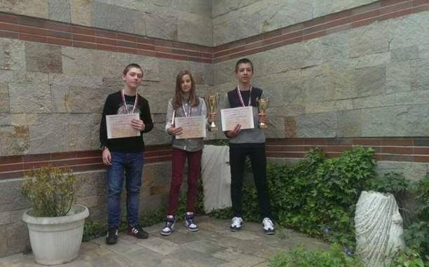 Ученици от Свети Влас блеснаха със знания на състезание по история