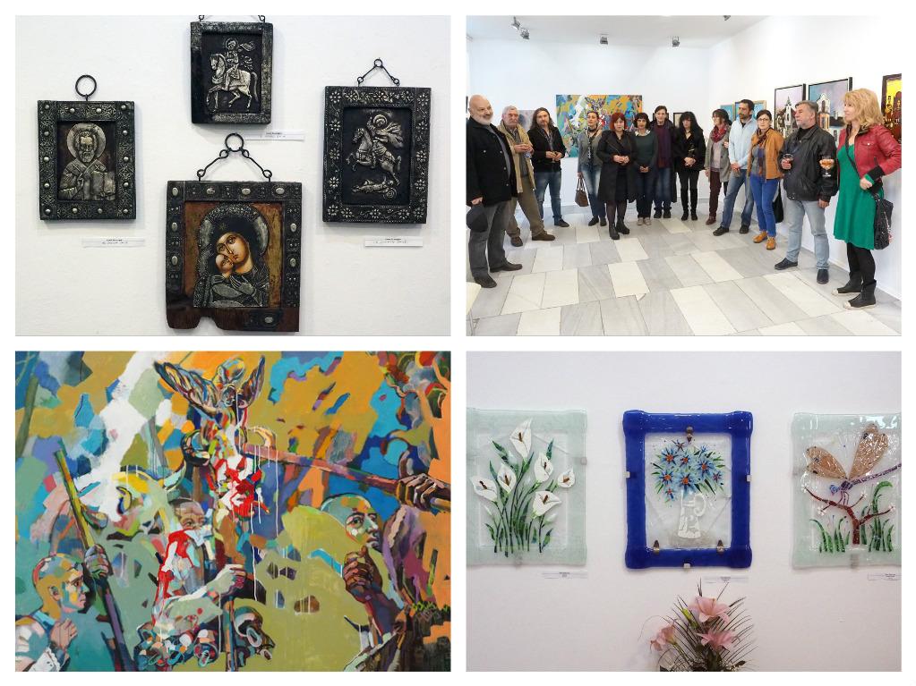 изложба в Несебър
