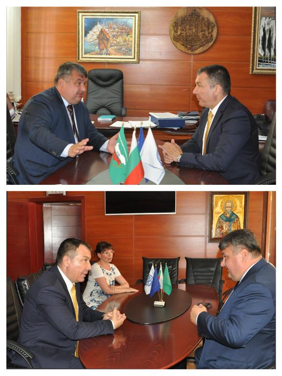 консулът на Русия във Варна