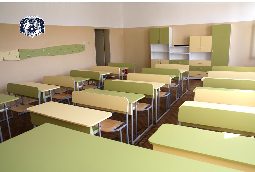 Училищата в Община Несебър