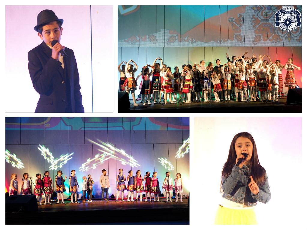 """ВГ """"Морски звездички"""" към ОДК-Несебър зарадваха публиката с впечатляващ годишен концерт"""