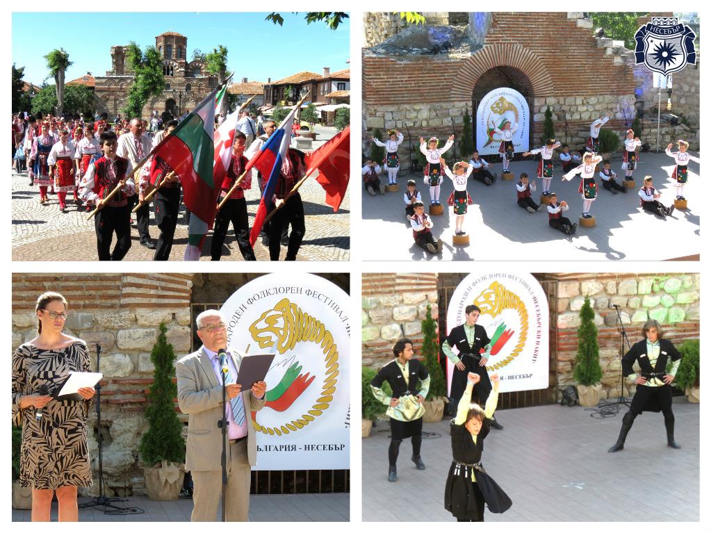 """Над 400 участници се изявиха на юбилейното пето издание на фестивала """"Несебърски накит"""""""